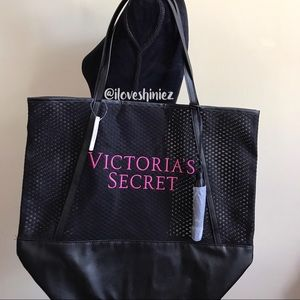 •Victoria's Secret• Mesh Beach Tote